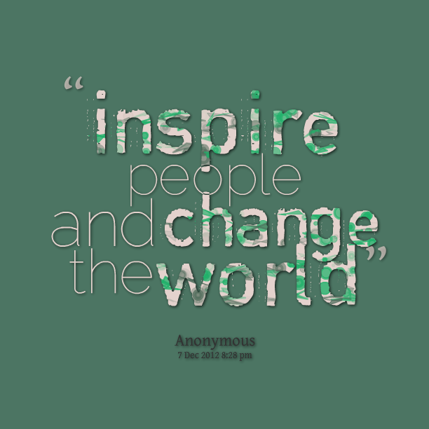 #14 Oameni care inspiră